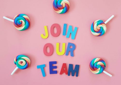 Join our team circulants